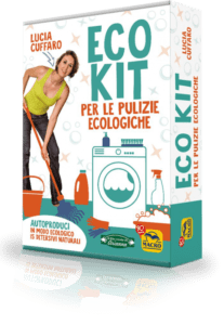 Eco Kit per le Pulizie Ecologiche - Lucia Cuffaro